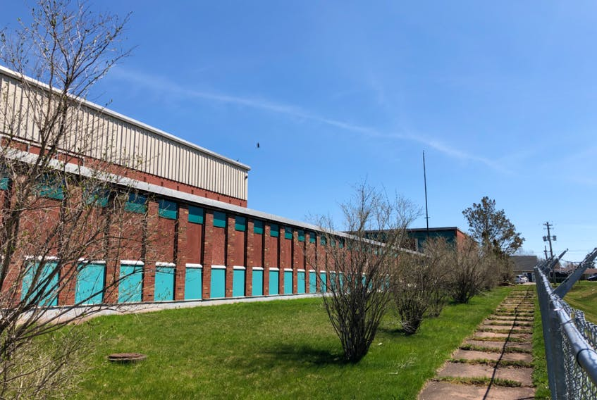 This building on Granville Street in Summerside once housed Holland College, Centennial Pool and Athena School but has sat vacant for more than a decade.