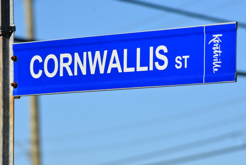 Kentville's town council recently voted to approve the renaming of Cornwallis Street.