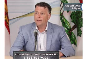 Premier Dennis King said he will open long-term care homes to more visitors before beginning to consider expanding the Atlantic travel bubble.
