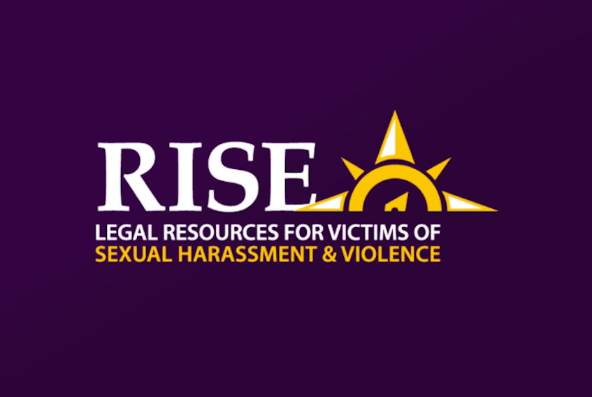 The RISE program provides free legal resources for victims of workplace sexual harassment and sexual violence in P.E.I.