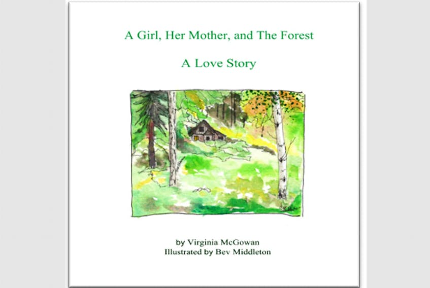 This book by local author Virginia (Ginny) McGowan will be launched during a live virtual book launch event on Nov. 10 at 10 a.m. (AST).