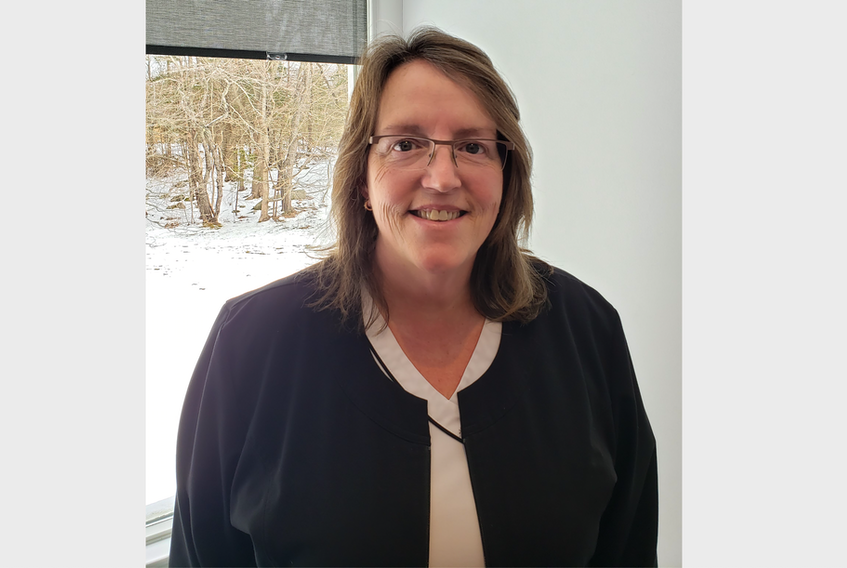 Licensed practical nurse Glenna Mills started her nursing career late in life. She is known as a good-natured, compassionate person who makes patients and colleagues feel comfortable and calm in her presence. LISA TARR PHOTO