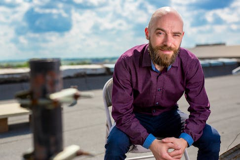 New Waterford native Richie Wilcox has been named the new interim artistic director at Ship's Company Theatre in Parrsboro.