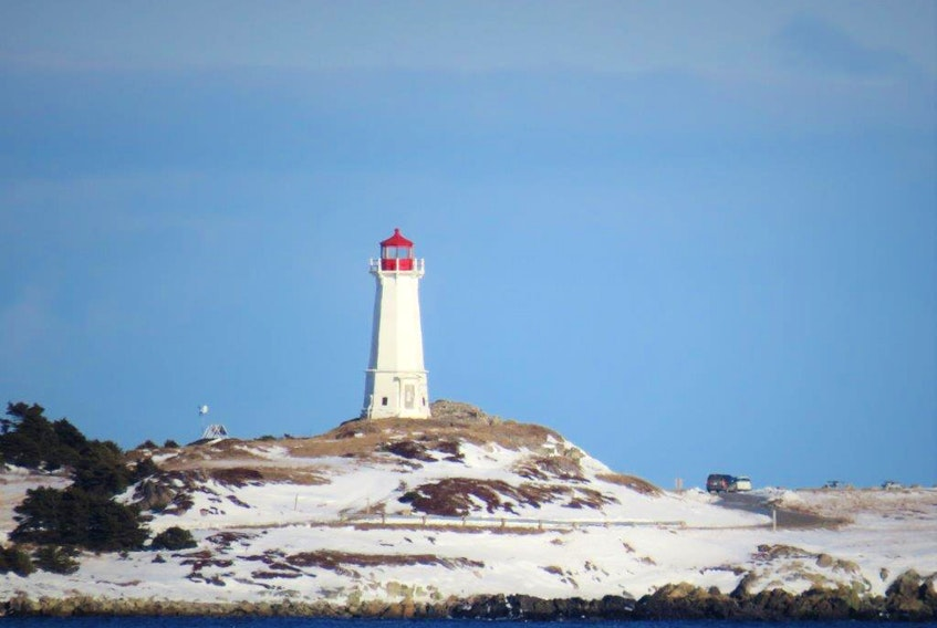 Josephine Kennedy sent this photo of the Louisbourg Lighthouse in Old Town Louisbourg, N.S. She said she's seen a gaggle of geese hanging around the lighthouse recently. Perhaps they needed to stretch their legs after self-isolating for so long. Thank you for the photo, Josephine.
