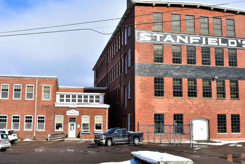 Stanfields Ltd., in Truro.