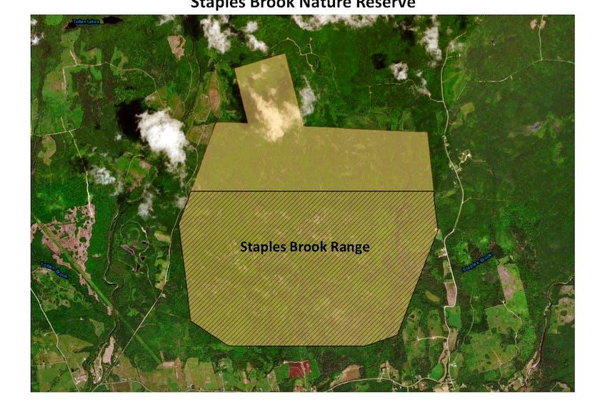 Staples Brook