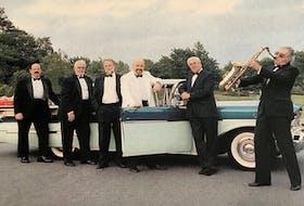 Nova Scotia's original rock and soul revue The Lincolns.