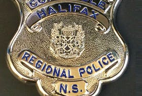 A Halifax Regional Police officer noticed their badge was missing on Sunday, Feb. 7, 2021. It is believed to have been lost in Hammonds Plains, Bedford or Enfield.