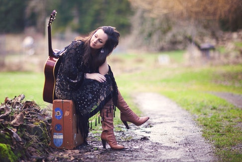 P.E.I. singer Tara MacLean will be packing a bag and bringing her Atlantic Blue project to Sydney for a special Cape Breton Drive-In Concert on Saturday, Aug. 22.