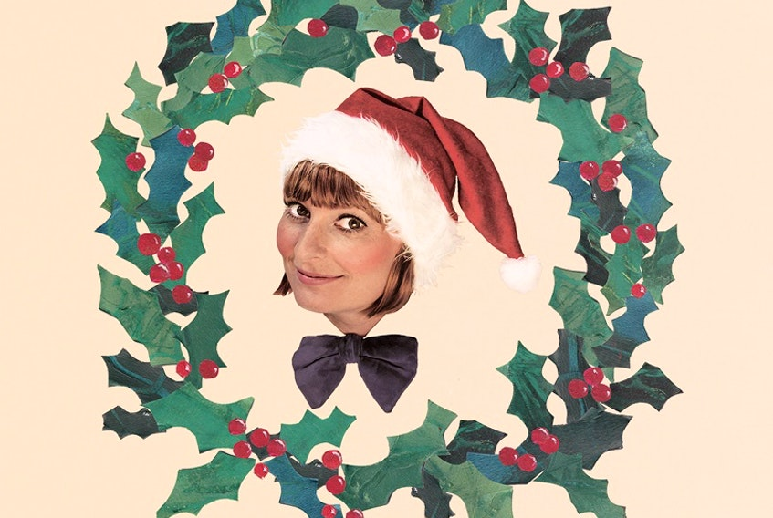 Halifax singer-songwriter Jenn Grant spreads some holiday cheer with her new album Forever on Christmas Eve, and concerts at the Halifax Convention Centre on Dec. 5 and 6, and Truro's Marigold Cultural Centre on Dec. 10.