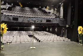 On Friday, Nova Scotia health authorities announced that restrictions on arts and cultural events would remain in place until at least Feb. 7, limited to online performances while venues like Neptune Theatre will continue to remain empty of audiences.
