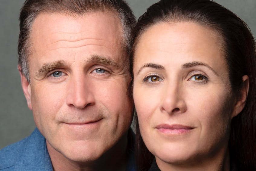 Sean McCann and Andrea Aragon reveal how the former Great Big Sea member's rocky road to recovery took a toll on their marriage in the new memoir One Good Reason. - Megan Vincent