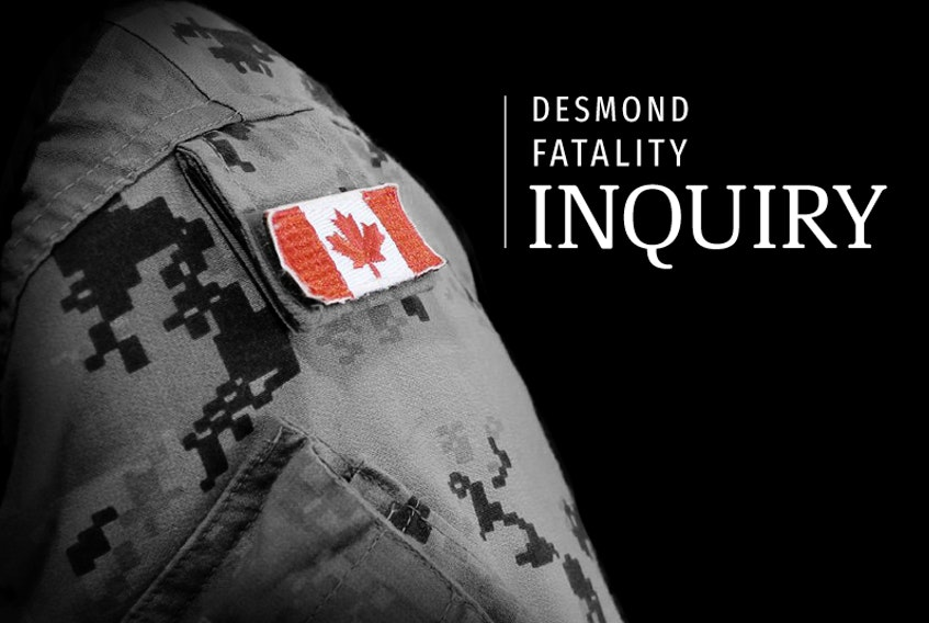 The Desmond Fatality Inquiry is investigating the circumstances that led Lionel Desmond, an Afghan War veteran, to kill his wife, daughter, mother and himself on Jan. 3, 2017. It also seeks to determine some specific issues, including, but not limited to whether Desmond and his family had access to the appropriate mental health and domestic violence intervention services leading up to their deaths.