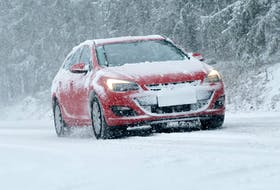 The only proper and safe way to drive during winter in Atlantic Canada is to equip your vehicle with four winter or all-weather (not all-season) tires.