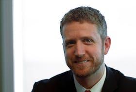 Jan. 26, 2021--Photo of Liberal leadership candidate Iain Rankin. For John DeMont column. ERIC WYNNE/Chronicle Herald