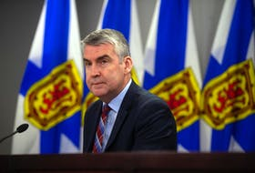 Premier Stephen McNeil's announces that the Boat Harbour Act will not be extended during a press conference at One Government Place on Friday, Dec. 20, 2019. Ryan Taplin - The Chronicle Herald
