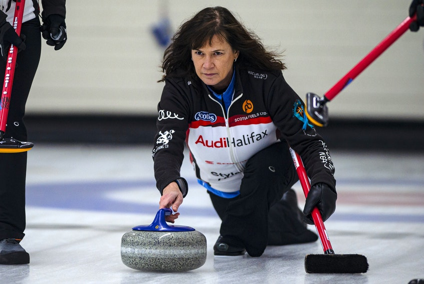 Mary-Anne Arsenault will be competing  for the final time as a Nova Scotia skip when the Scotties Tournament of Hearts curling championship begins on Saturday in Moose Jaw, Sask.  RYAN TAPIN THE CHRONICLE HERALD