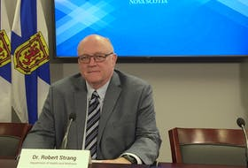 Dr. Robert Strang gives an update on Nova Scotia's COVID-19 plans on March 9, 2020.