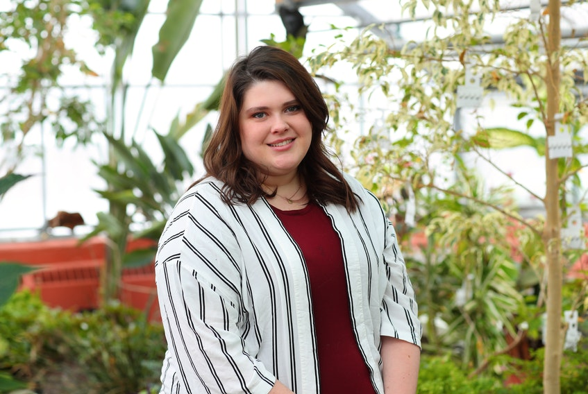 Ashley MacDonald is a PhD student at Dalhousie's Faculty of Agriculture who is eager to research how data-driven decisions can empower Atlantic diary farmers.