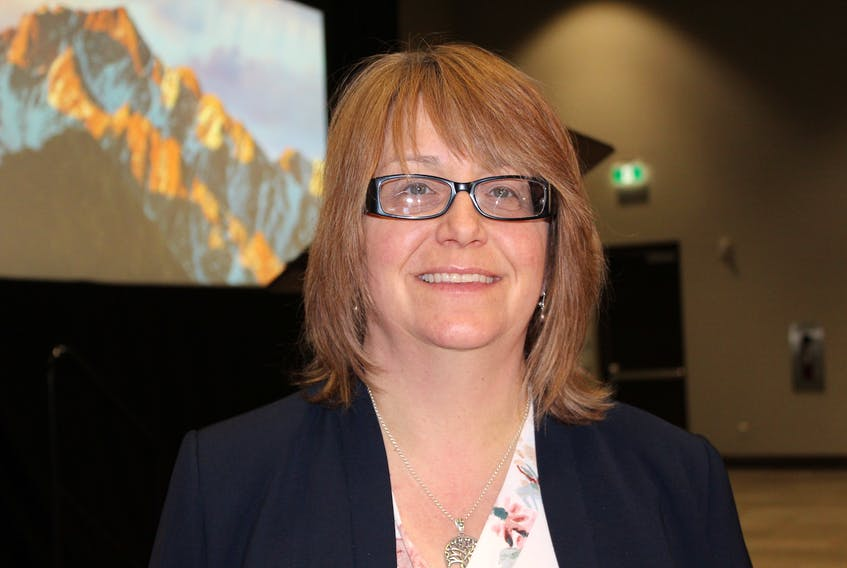 """NLMA past president Dr. Tracey Bridger: """"I don't think physicians are ever going to be overtaken completely by a robot."""""""