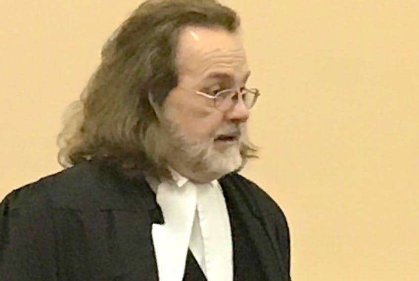 Defence lawyer Bob Buckingham.