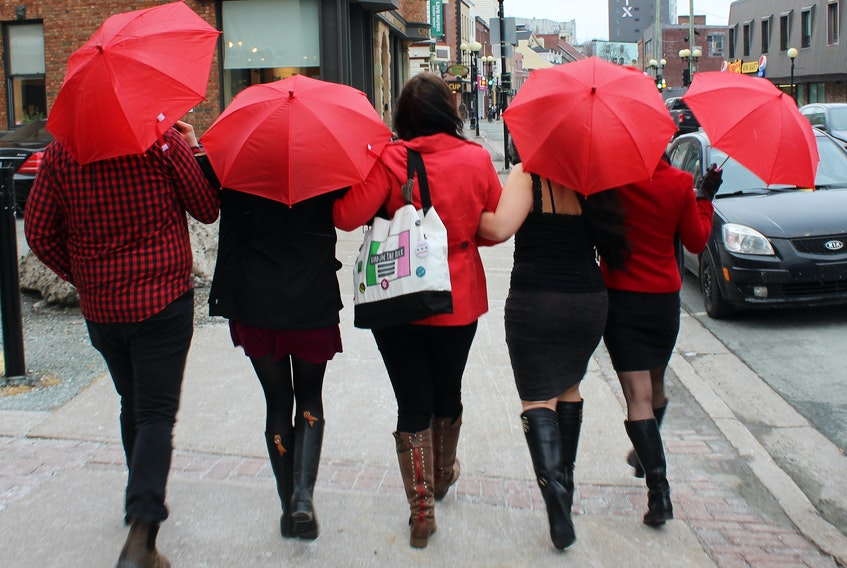 """Customers, not sex workers, are causing the problems for residents in the Long's Hill area of St. John's, says """"Rachel,"""" a sex worker."""