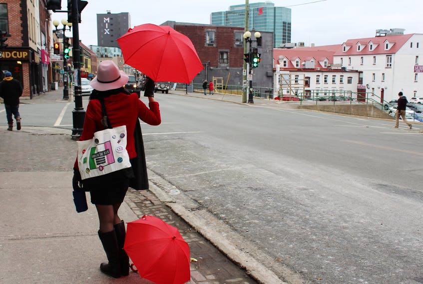 A St. John's committee led by Happy City meets monthly to deal with issues of sex workers plying their trade in residential neighbourhoods.