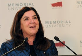 Vianne Timmons was named as the 13th president and vice-chancellor of Memorial University of Newfoundland Thursday at MUN's Signal Hill Campus.