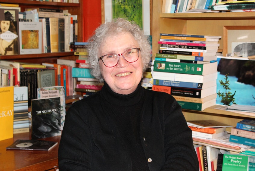 On World Poetry Day this Thursday, St. John's poet laureate Mary Dalton will host a celebration of poets and poetry in the capital city.