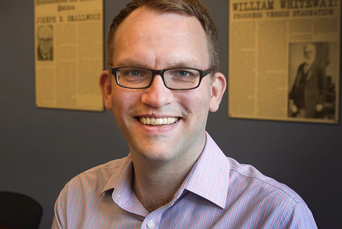 Scott Matthews, an associate professor in Memorial University's political science department, says the statistics from Monday night's federal election back up his previous research on voting.