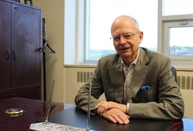 Provincial PC Leader Ches Crosbie sat down for a candid talk with Telegram reporter David Maher recently.