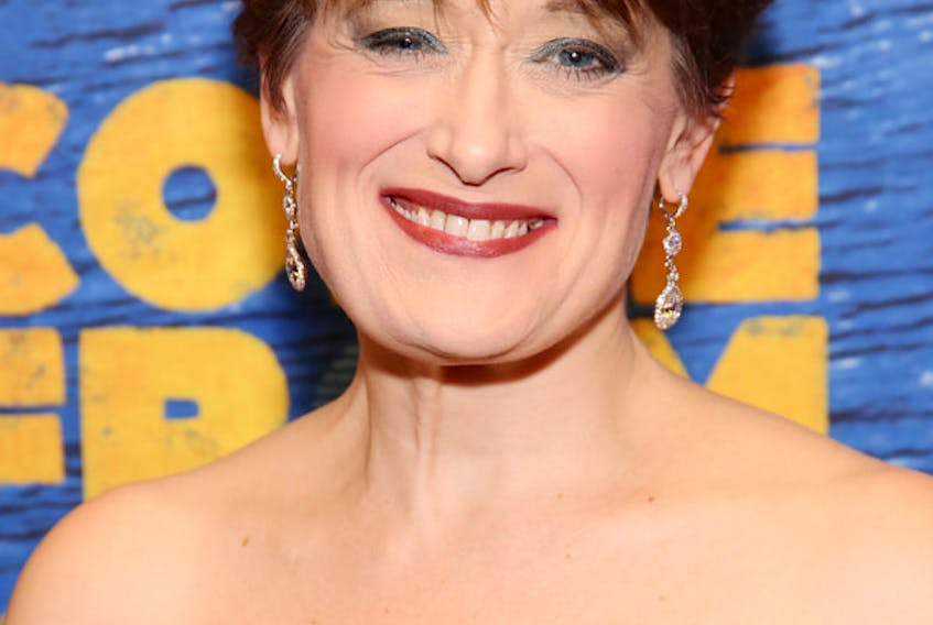 """Petrina Bromley, a cast member of the Broadway musical """"Come From Away,"""" will perform at """"Grit & Grace: A Pink Tie Gala"""" in St. John's on Friday evening."""
