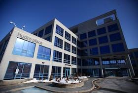 Nalcor Headquarters in St. John's. — Telegram file