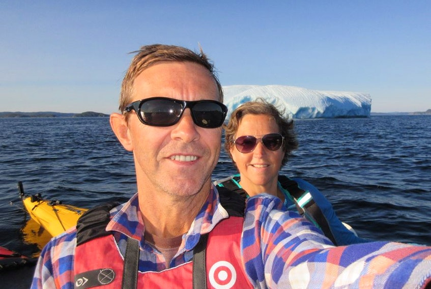 After his battle with alcoholism, Mike Parsons and his wife, Georgina, of Little Bay Islands spend their days enjoying life.
