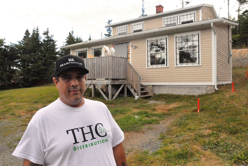 In response to a petition signed by nearby residents in opposition to his planned licensed cannabis retail location in Portugal Cove-St. Philip's, Thomas Clarke says he's started his own petition that he'll present to council once they vote on municipal approval in the coming weeks. Before the vote, however, the town says Clarke must complete the work necessary to obtain a business permit.