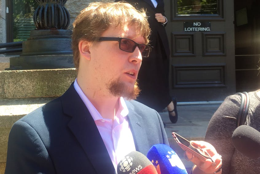 """NDP MHA-elect Jordan Brown says he's """"pretty confident"""" his five-vote victory in Labrador West will stand."""