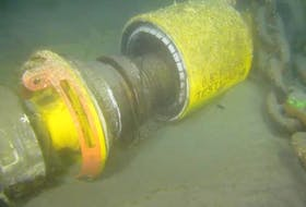 The flowline connector – which is used to connect underwater oil pipes to the White Rose Extension basin – is what failed on Nov. 16, causing 250,000 litres of oil to spill into the Atlantic Ocean.