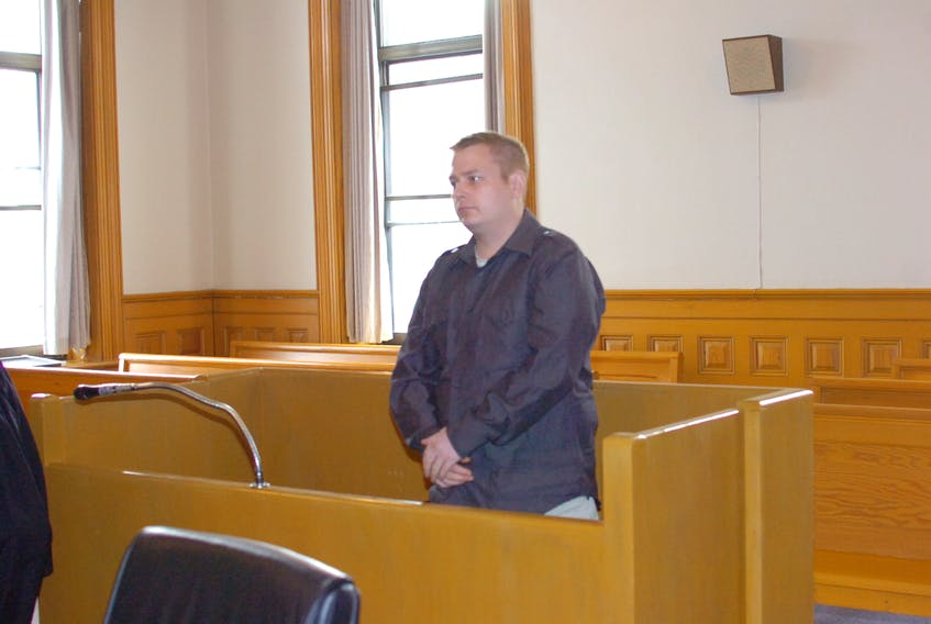 Christopher Michael Tucker, suspected of stabbing a man in June 2016, was back in Newfoundland Supreme Court in St. John's Tuesday for the continuation of his trial.