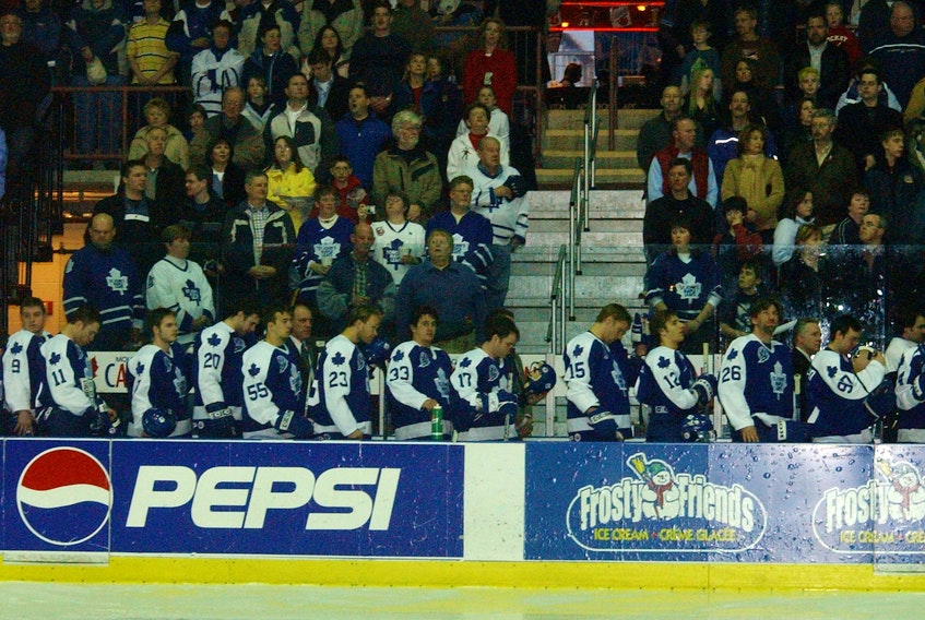 The 2004-05 hockey season was the final one for the St. John's Maple Leafs, and the partnership between the City of St. John's and the Toronto Maple Leafs.