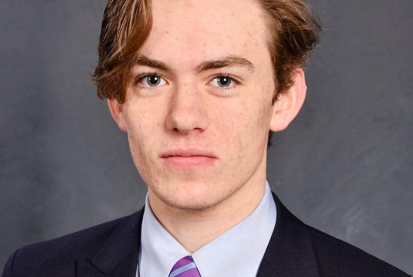 Holy Heart of Mary High School student Jay Henley is in Toronto this weekend for the Loran Award national selections.