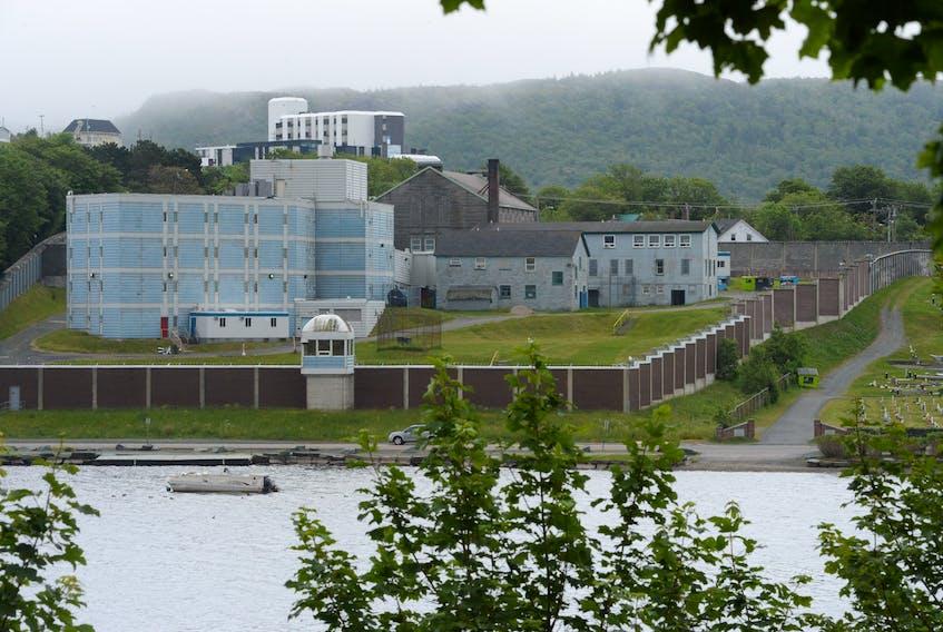 Her Majesty's Penitentiary in St. John's at Quidi Vidi Lake.