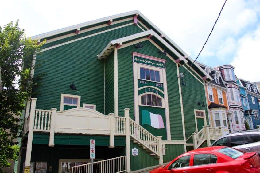 LSPU Hall in St. John's. — SaltWire Network file photo