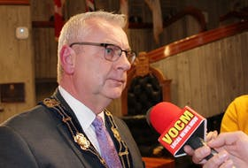 """St. John's Mayor Danny Breen said Tuesday's vote includes a """"very small portion"""" of the total Galway development, and a city wetlands study will look at wetlands in the rest of the Galway development, as well as other wetlands across the city."""