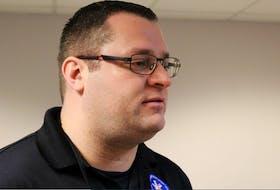 Rodney Gaudet is president of the Paramedic Association of Newfoundland and Labrador.