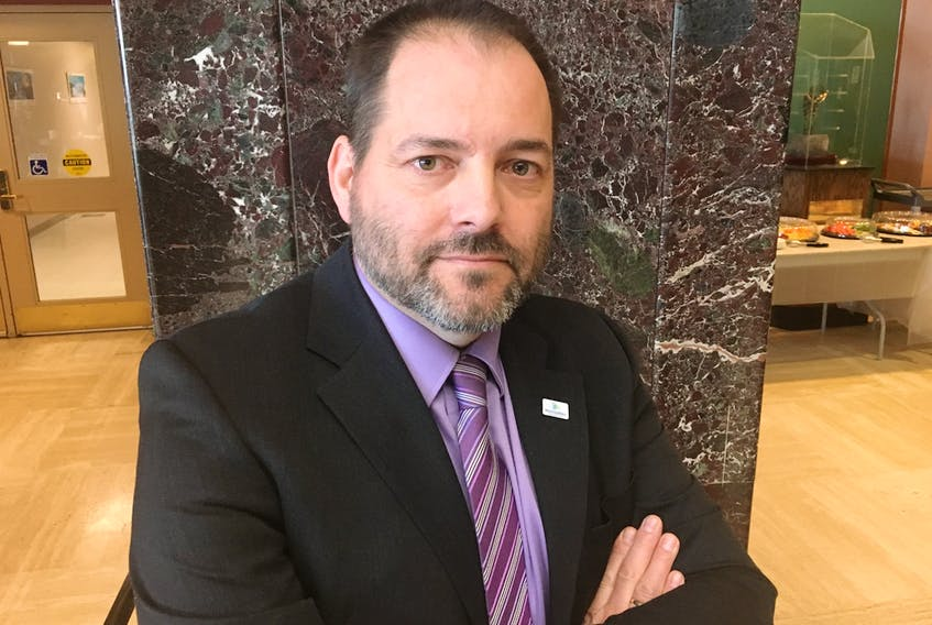 Tony Keats is the president of Municipalities Newfoundland and Labrador.