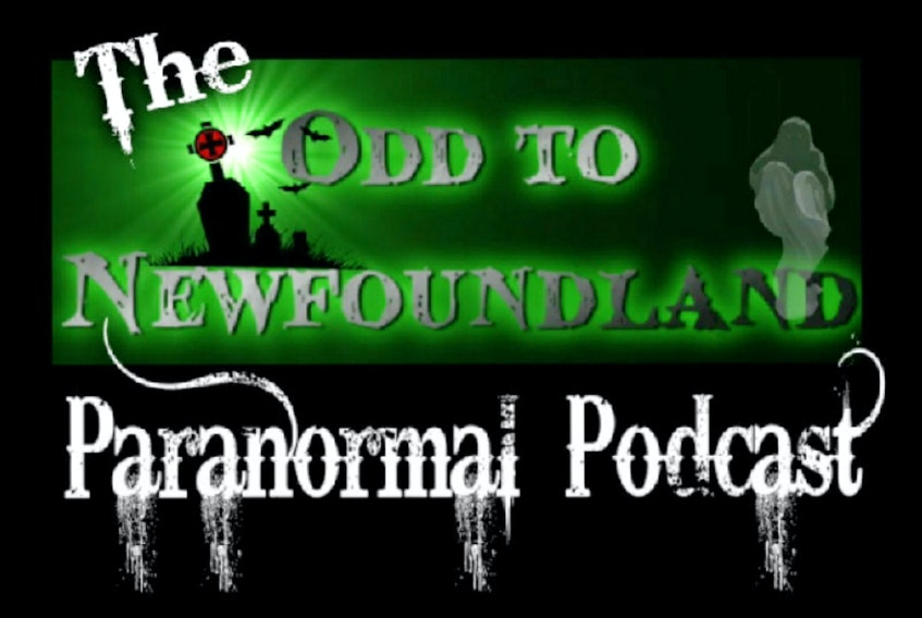 """Jon Mallard's """"The Odd to Newfoundland Paranormal Podcast"""" is published on the first of every month to share strange and paranormal stories."""