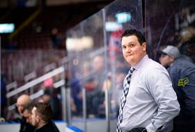 Joe Chase/Newfoundland Growlers - New Newfoundland Growlers coach John Snowden worked as an assistant coach in the ECHL for three years, before getting his break last week. Before that, he played minor pro hockey for 11 years.