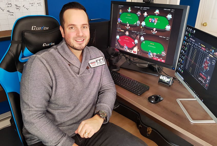 Pro poker player Danny Noseworthy is holding a Newfoundland Online Poker Series this weekend through PPIPoker.com, an online site where he serves as an ambassador.