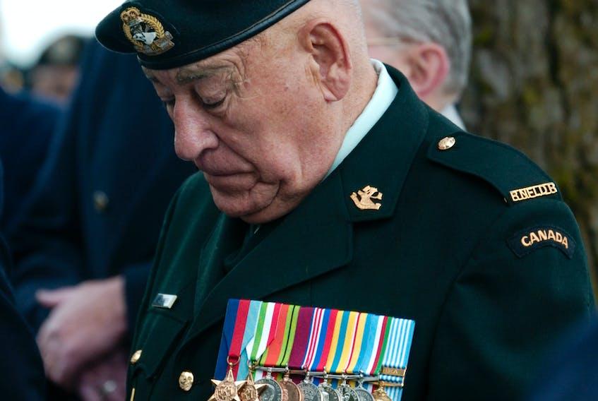 Photos courtesy of the Royal Newfoundland Regiment museum Richard Alexander was a former honourary lieutenant-colonel of the Second Battalion Royal Newfoundland Regiment. He was also a Second World War and Korean War veteran.