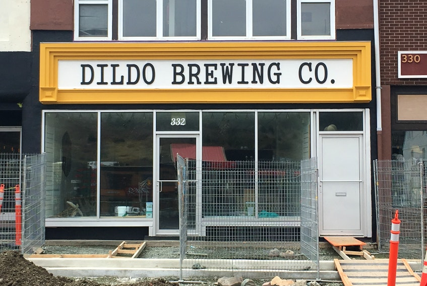 Dildo Brewing Co. is about to open a retail location on Water Street in St. John's.